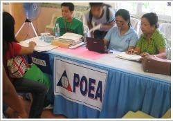 POEA Jobs Abroad OFW Overseas